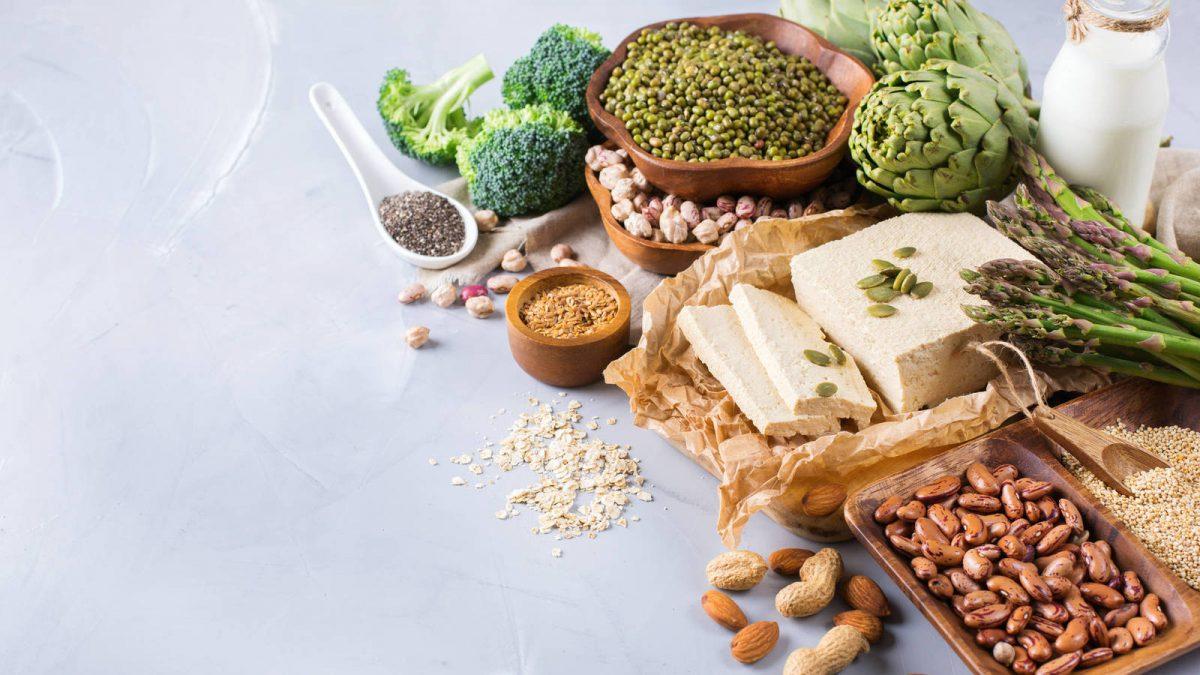 Comidas saludables cargadas de carbohidratos